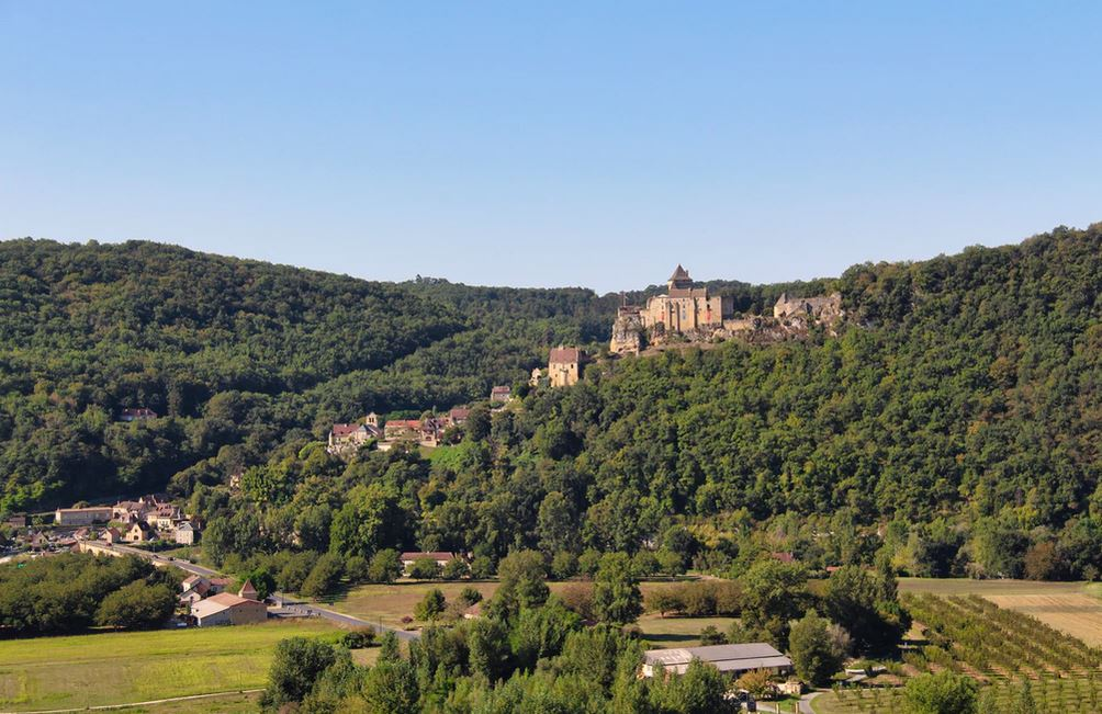 Camping sur la Dordogne : Beynac proche de Sarlat