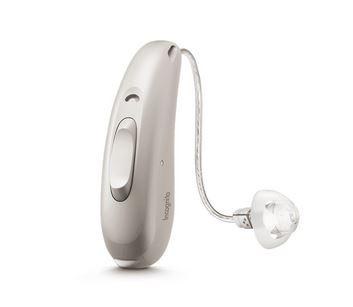 appareil auditif mini-contour d'oreille INCOGNITO