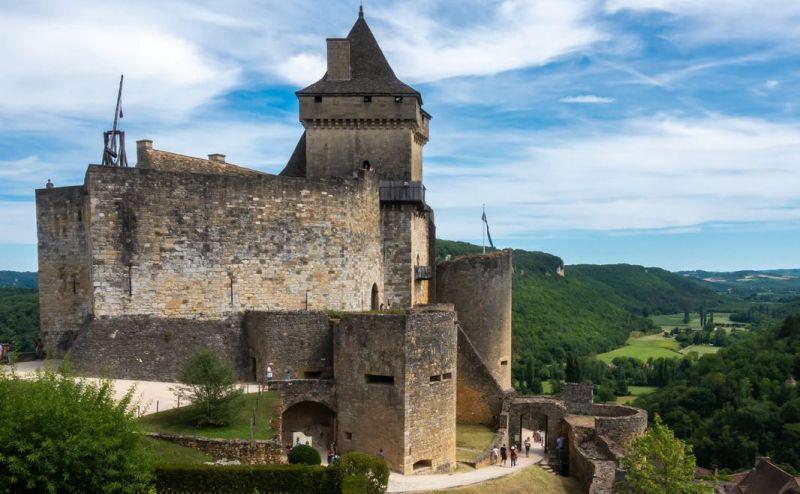 chateau à visiter en Dordogne