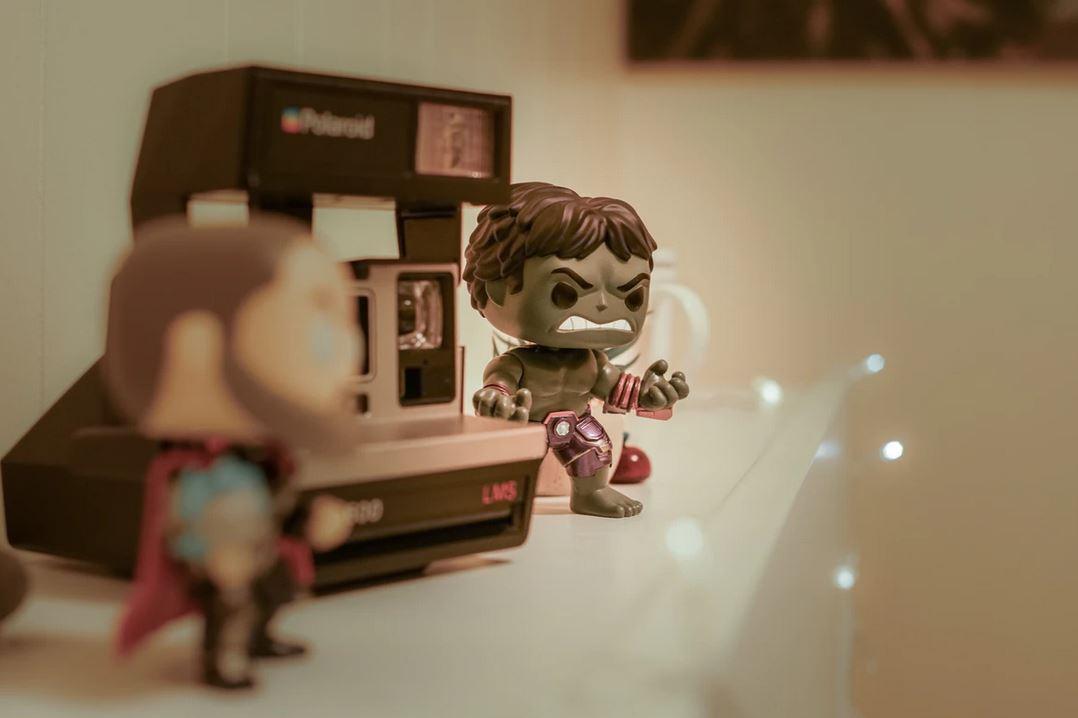 Funko pop Marvel : la liste des figurines