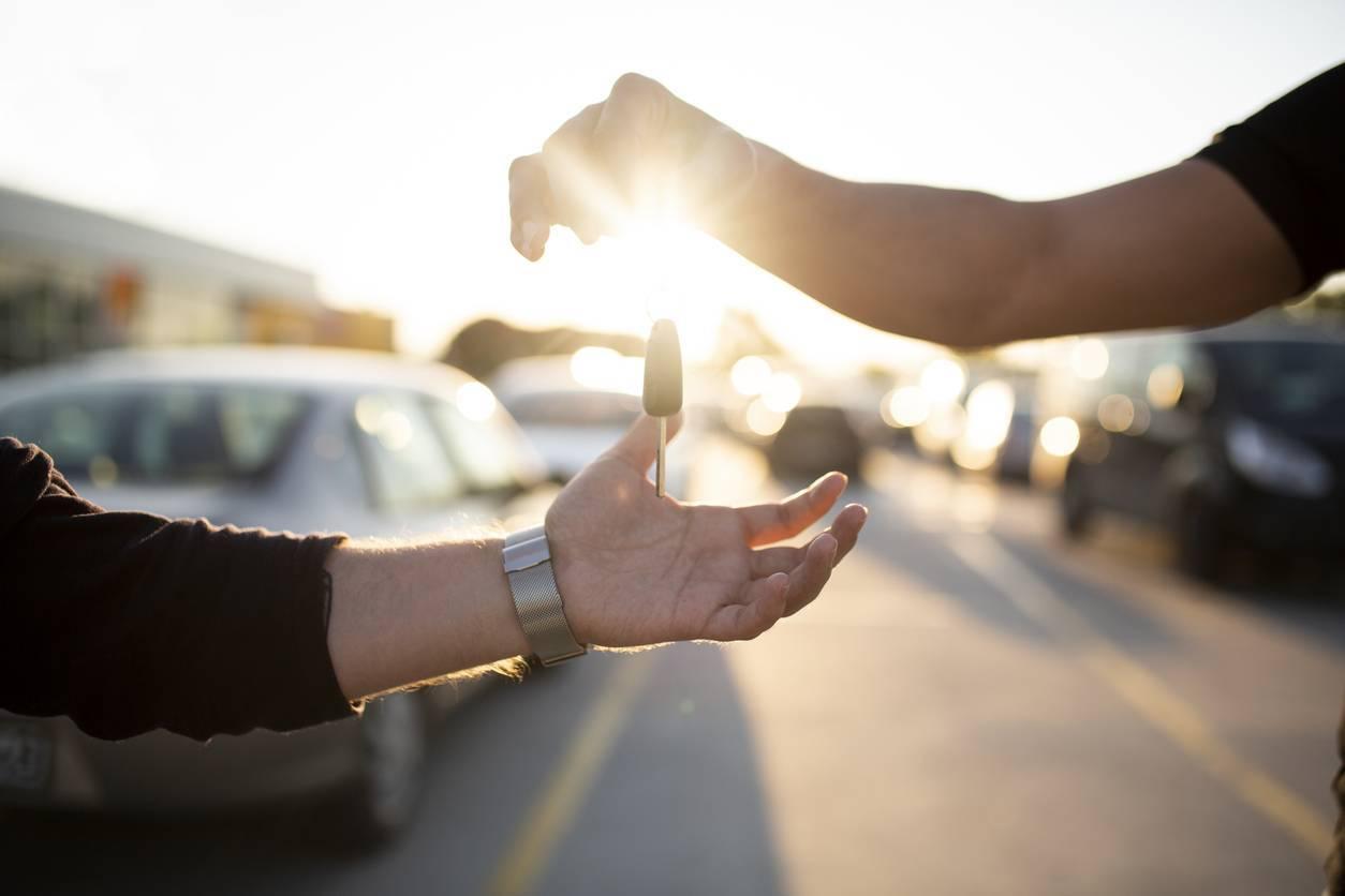 vente véhicule entre particuliers