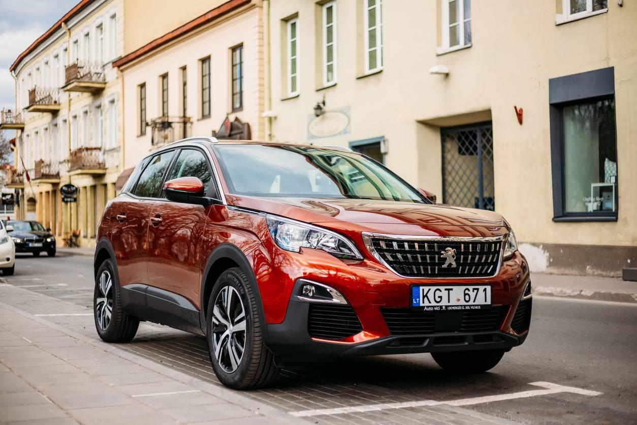 Peugeot 3008 essai auto actualité automobile